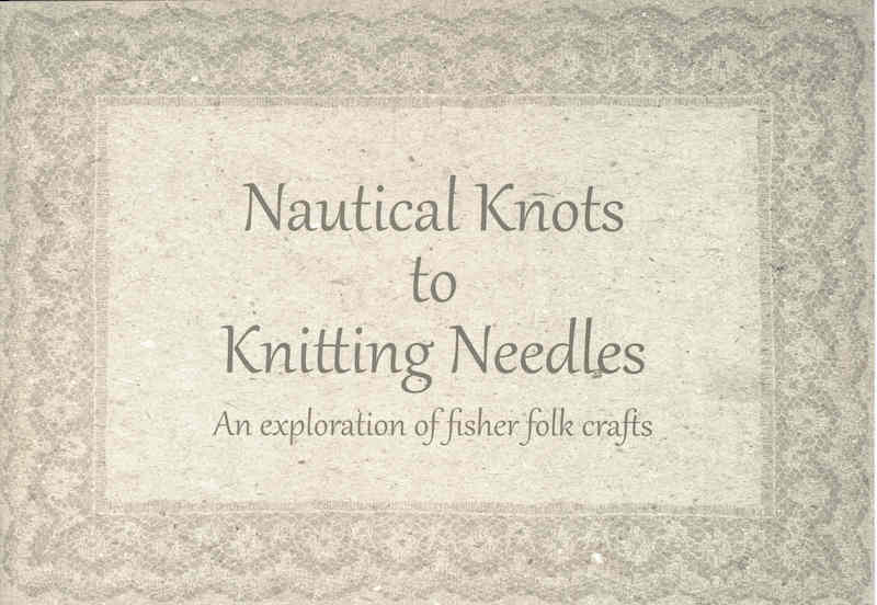 Nautical Knots to Knitting Needles