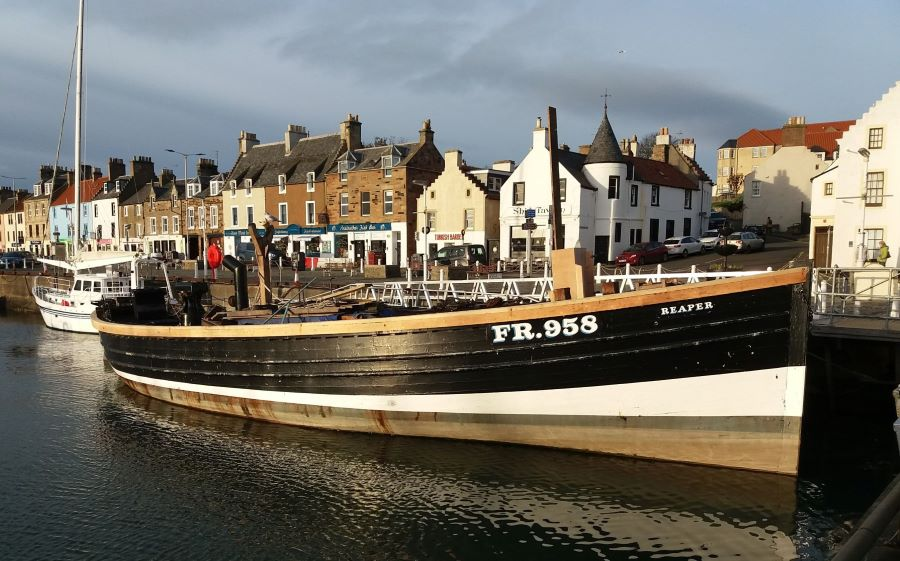 Scottish Fisheries Museum receives Award for Excellence