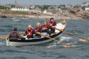 St Ayles Rowing Club Community Challenge